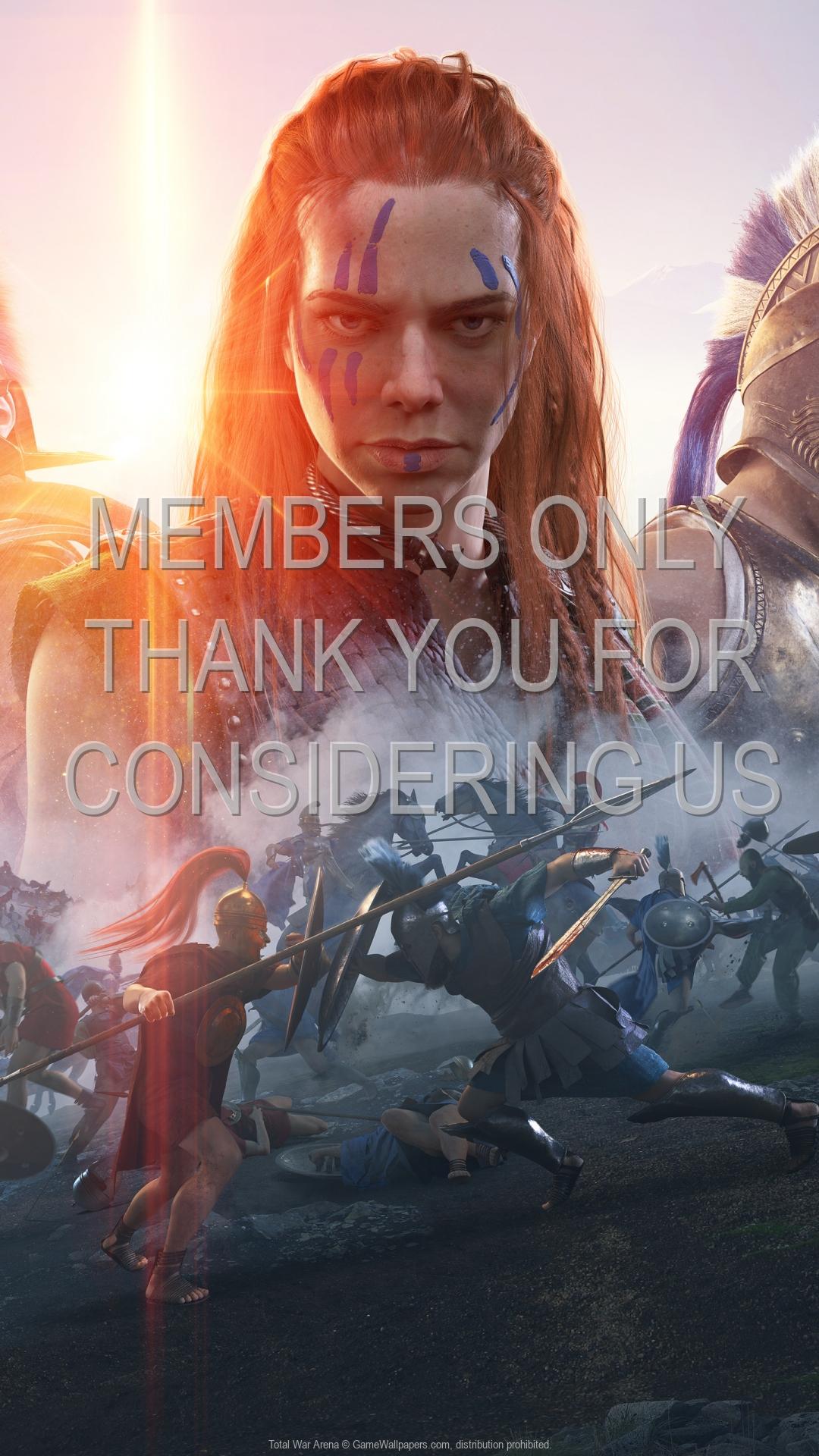 Total War: Arena 1920x1080 Mobile fond d'écran 02