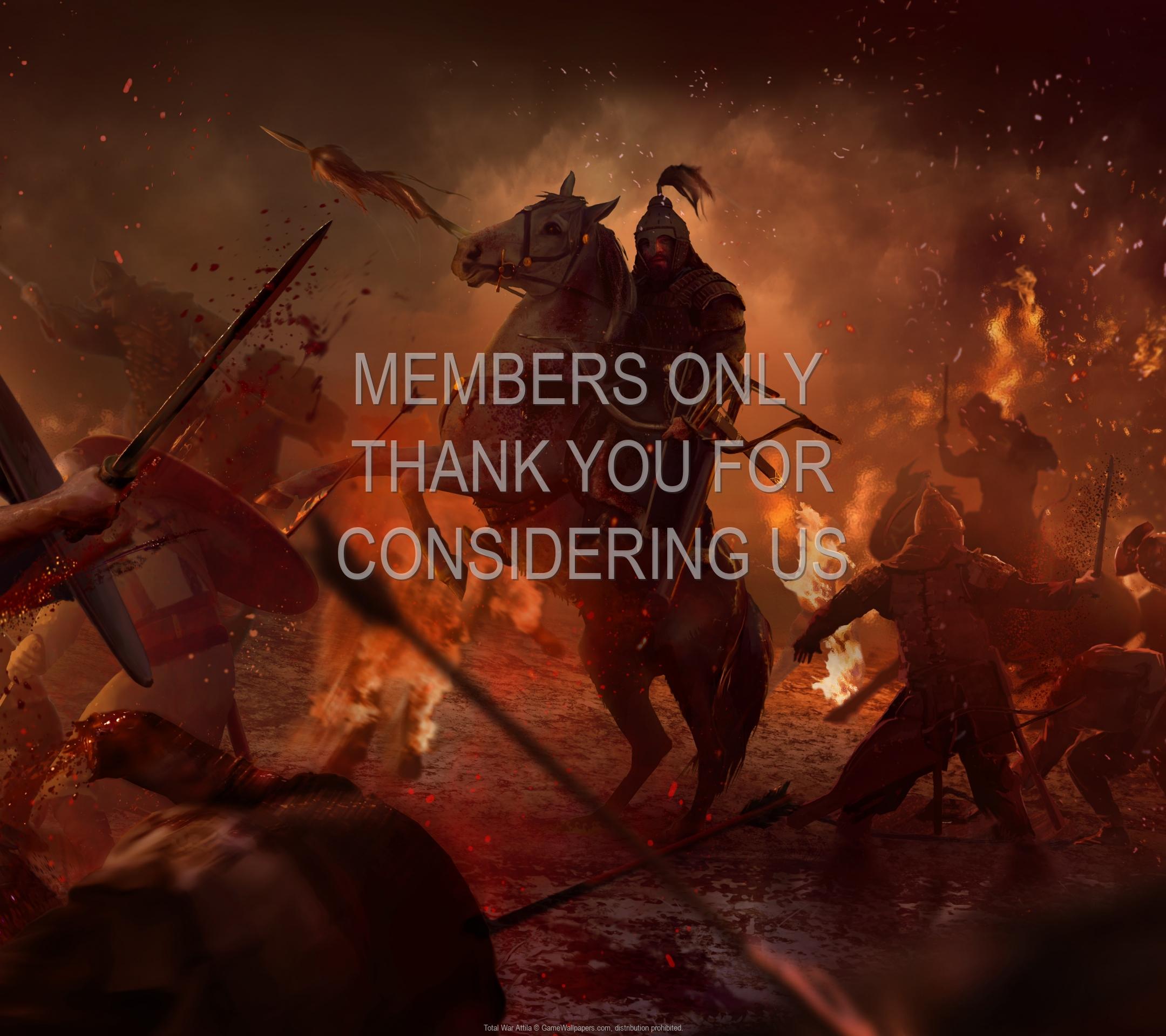 Total War: Attila 1920x1080 Mobile fond d'écran 05