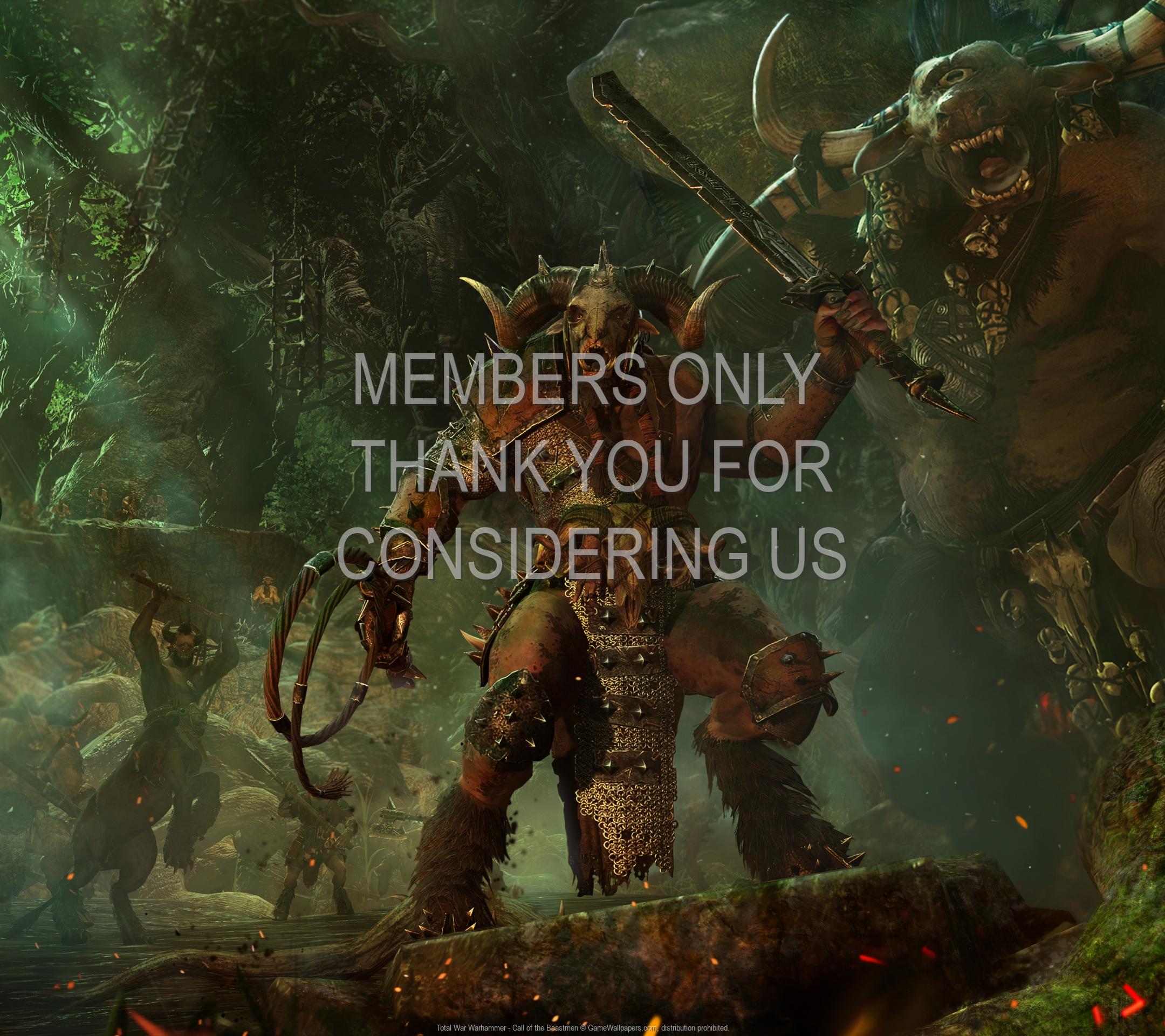 Total War Warhammer Call Of The Beastmen Wallpaper 01 1920x1080