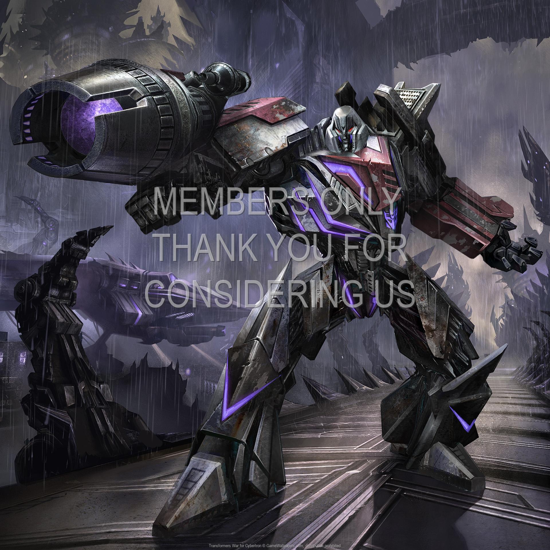 Transformers War For Cybertron Wallpaper 03 1920x1080