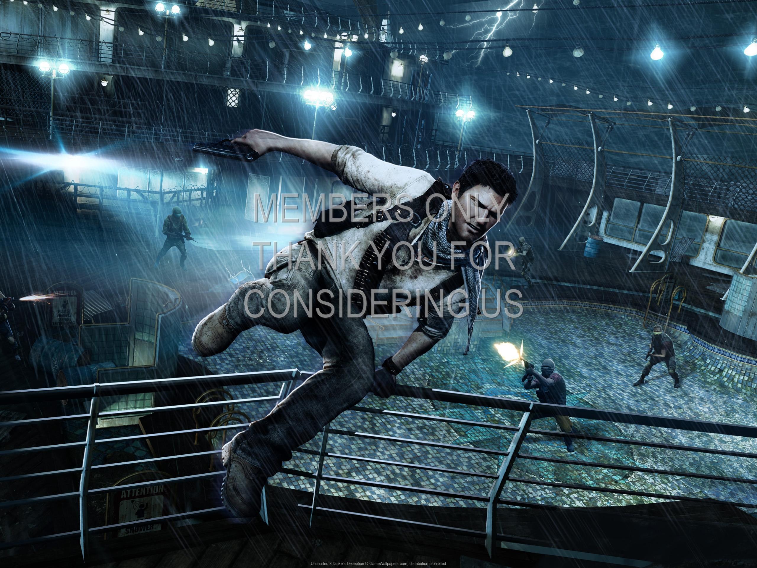 Uncharted 3 Drakes Deception Fondo De Escritorio 03 1920x1080