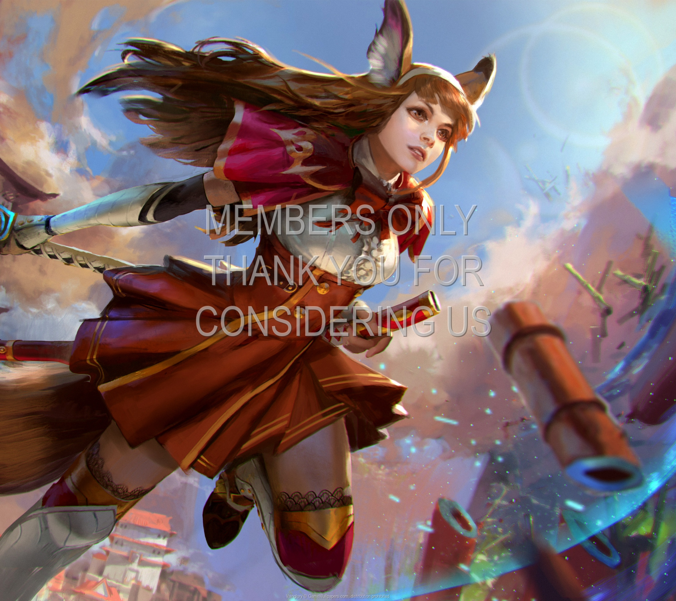 Vainglory 1920x1080 Mobile wallpaper or background 04