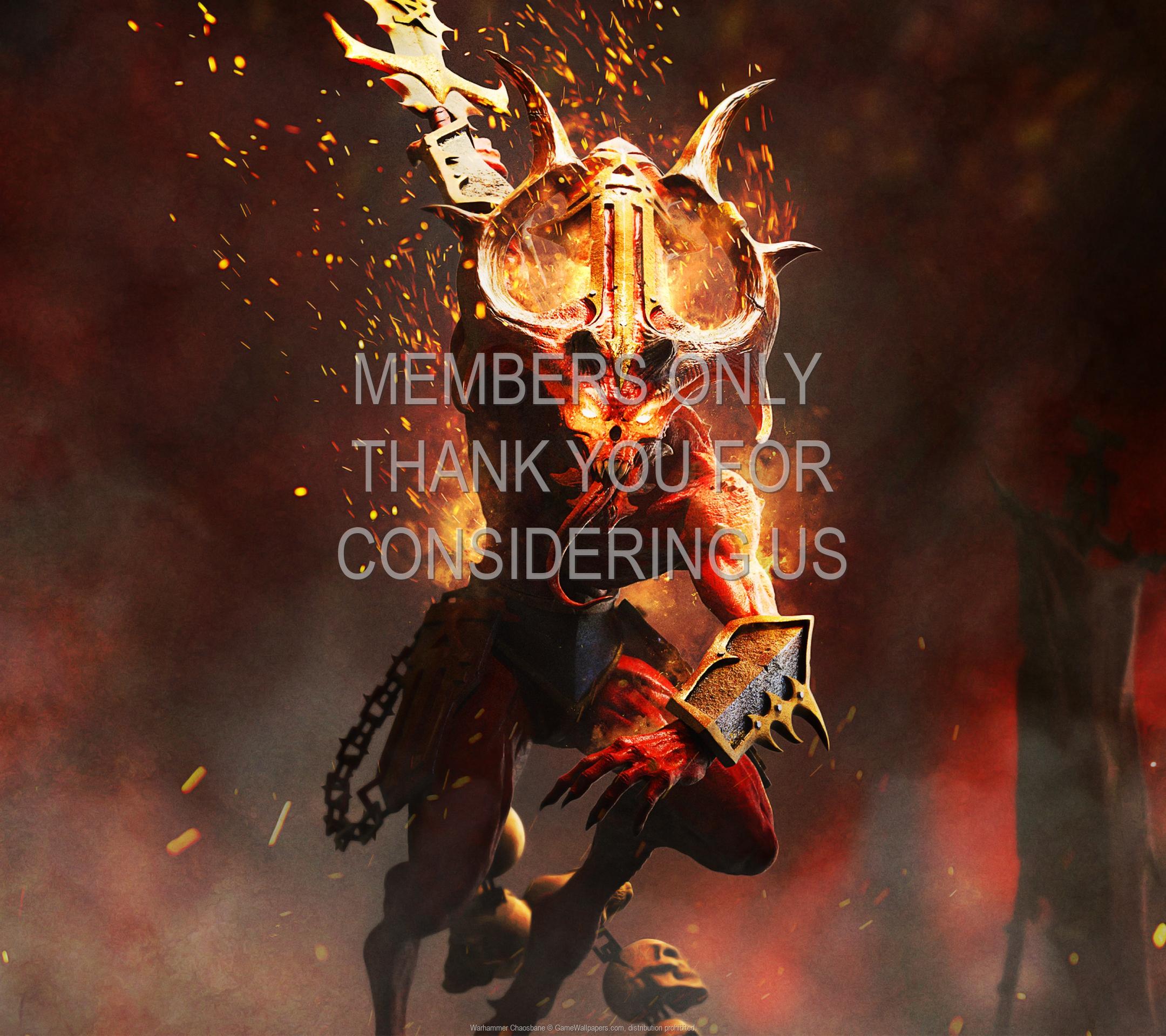 Warhammer: Chaosbane 1920x1080 Handy Hintergrundbild 02
