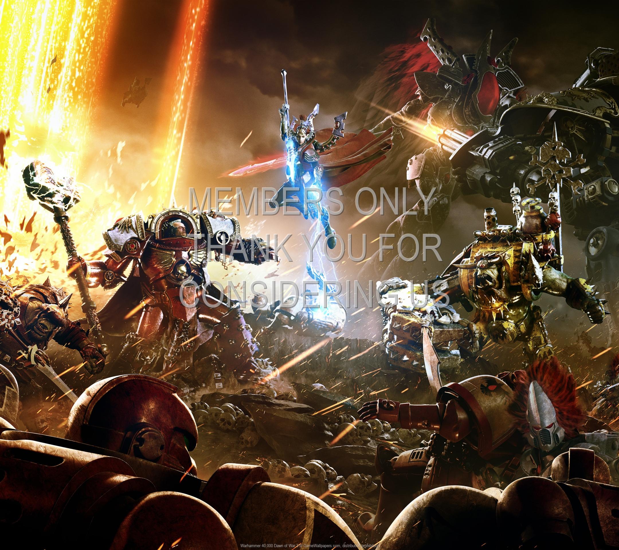 Warhammer 40,000: Dawn of War 3 1920x1080 Handy Hintergrundbild 05