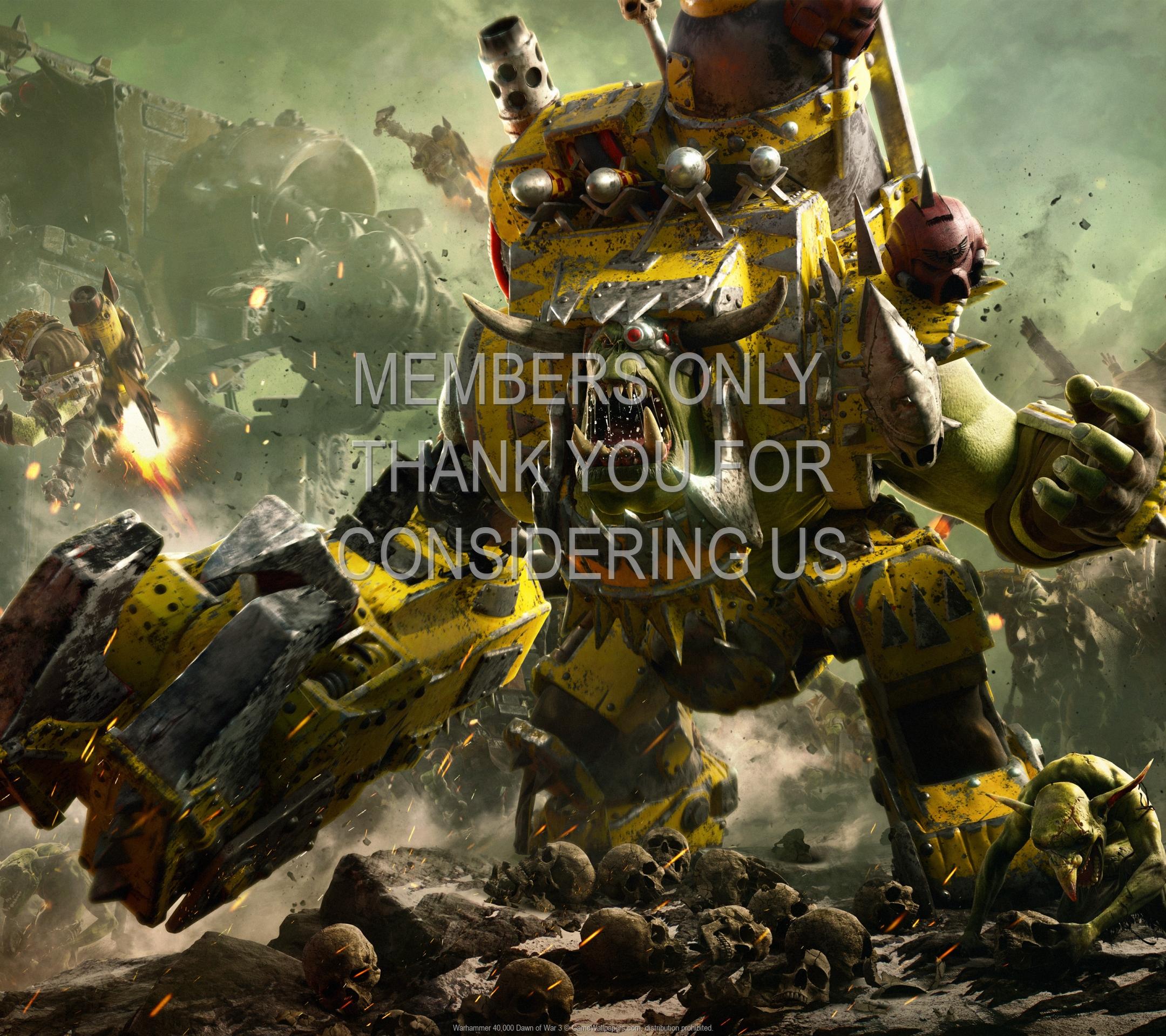 Warhammer 40,000: Dawn of War 3 1920x1080 Handy Hintergrundbild 06