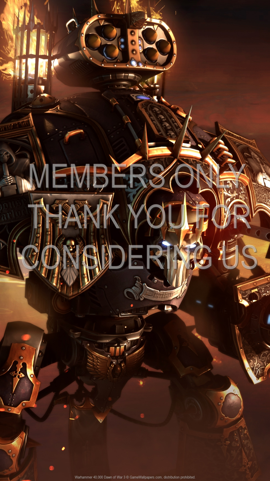 Warhammer 40,000: Dawn of War 3 1920x1080 Handy Hintergrundbild 09
