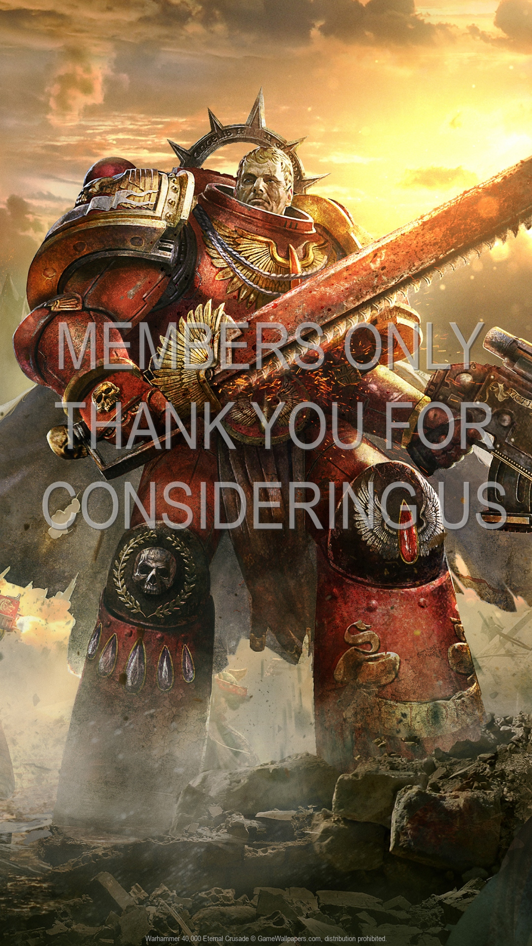 Warhammer 40,000: Eternal Crusade 1920x1080 Móvil fondo de escritorio 02