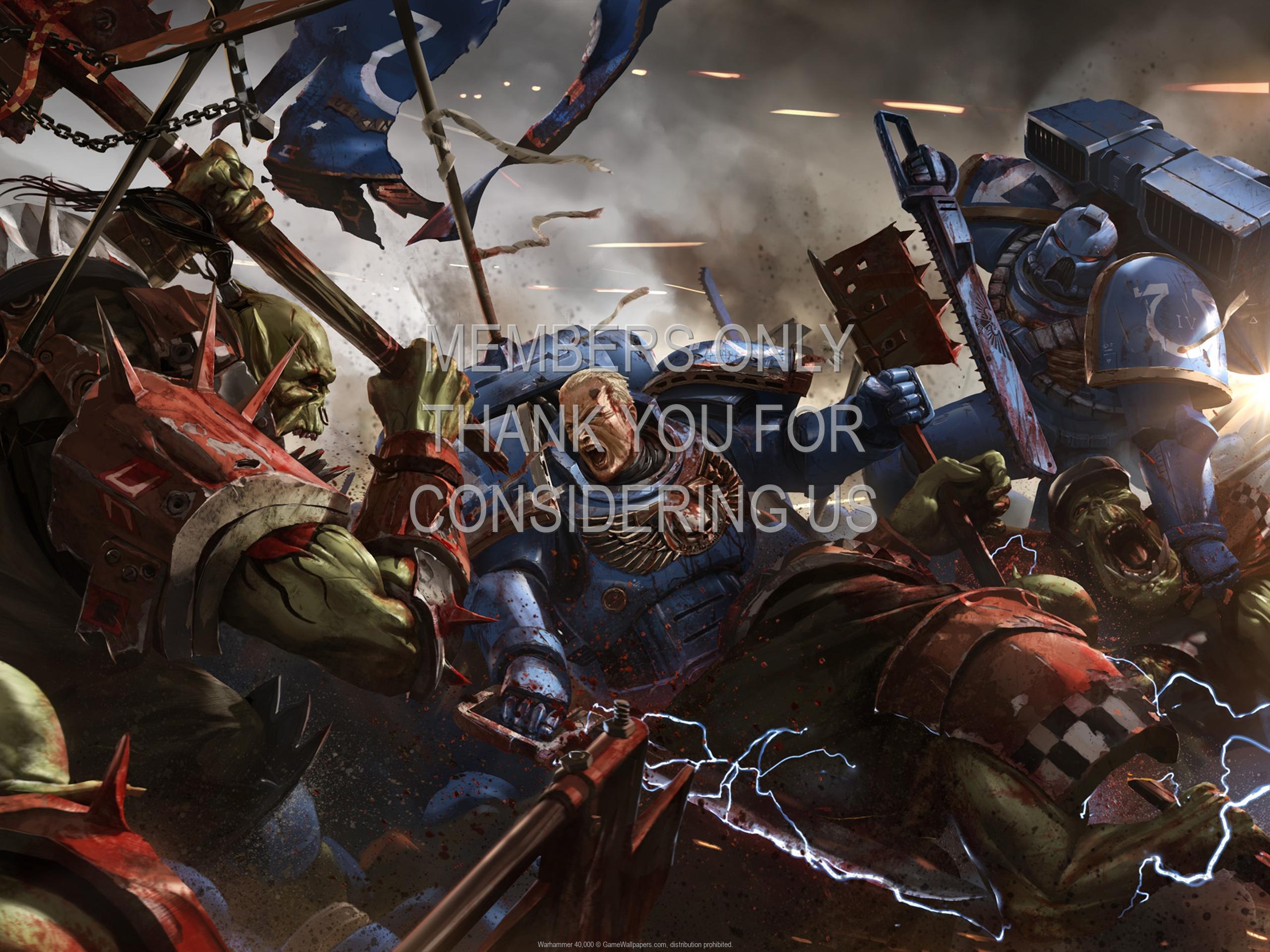 Warhammer 40,000 1920x1080 Handy Hintergrundbild 01