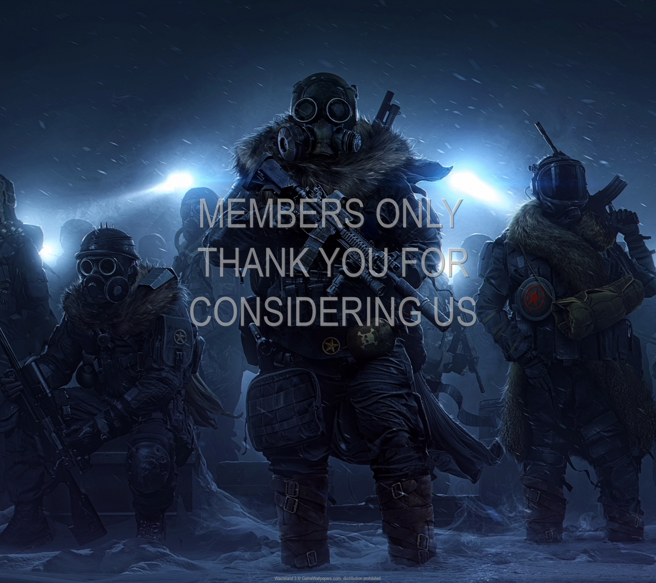 Wasteland 3 1920x1080 Mobile wallpaper or background 01