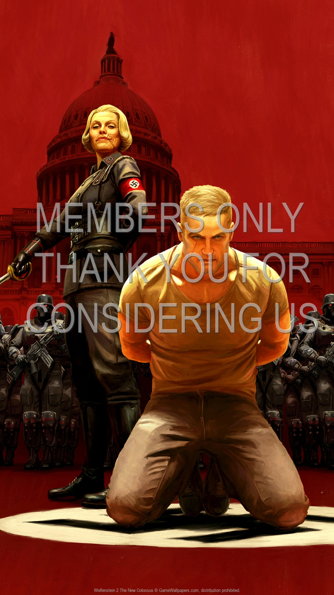Wolfenstein 2: The New Colossus 1920x1080 Mobile wallpaper or background 06