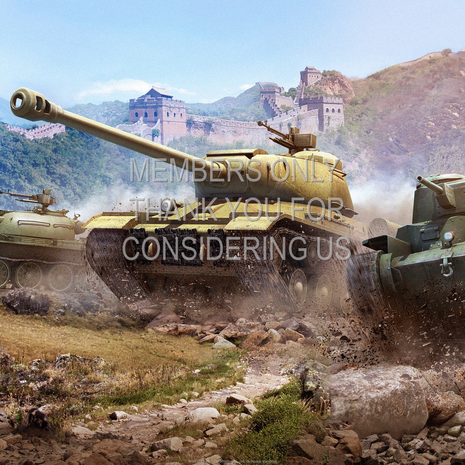 World of Tanks 1920x1080 Mobile wallpaper or background 03