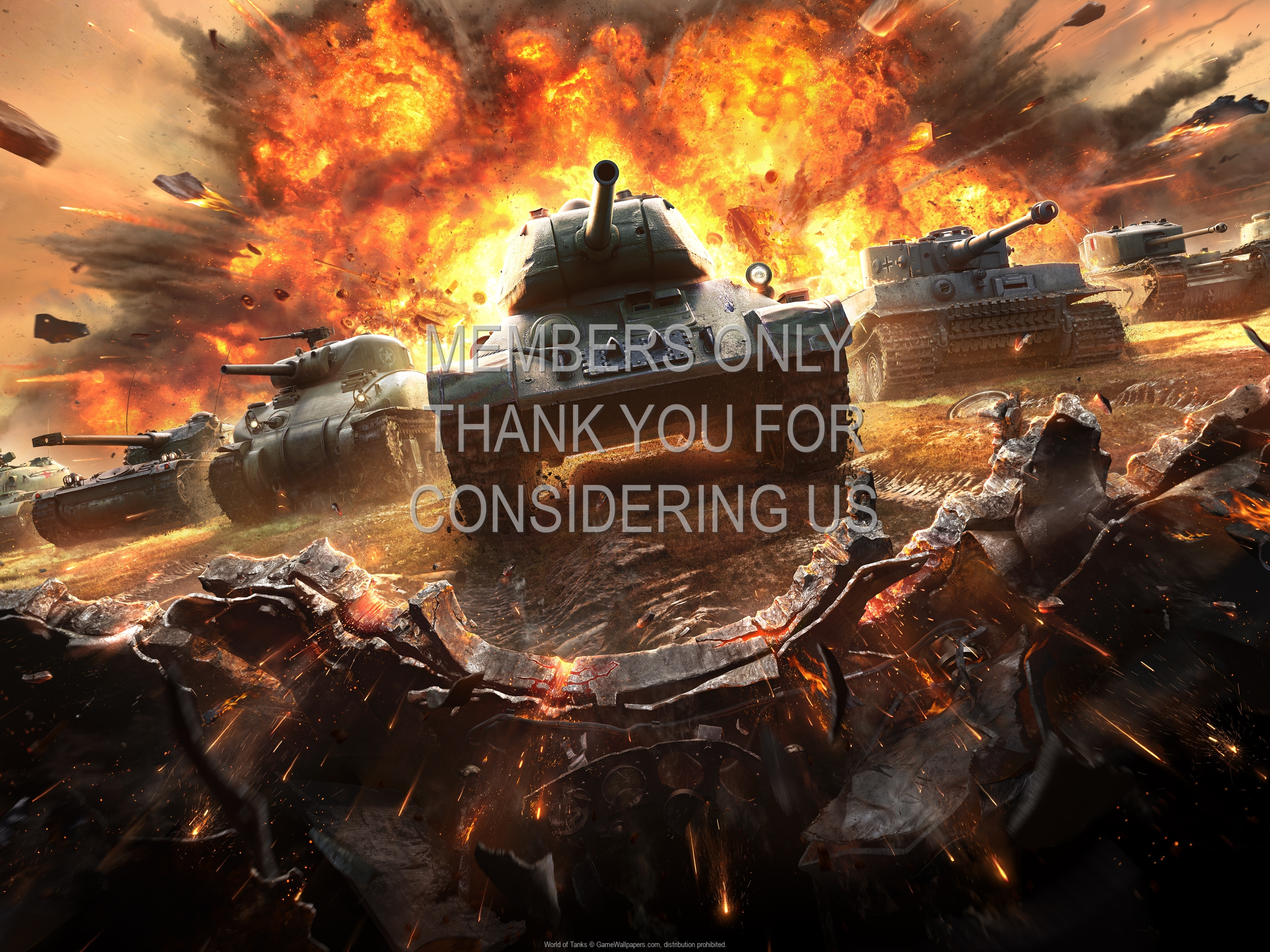 World of Tanks 1920x1080 Mobile wallpaper or background 13