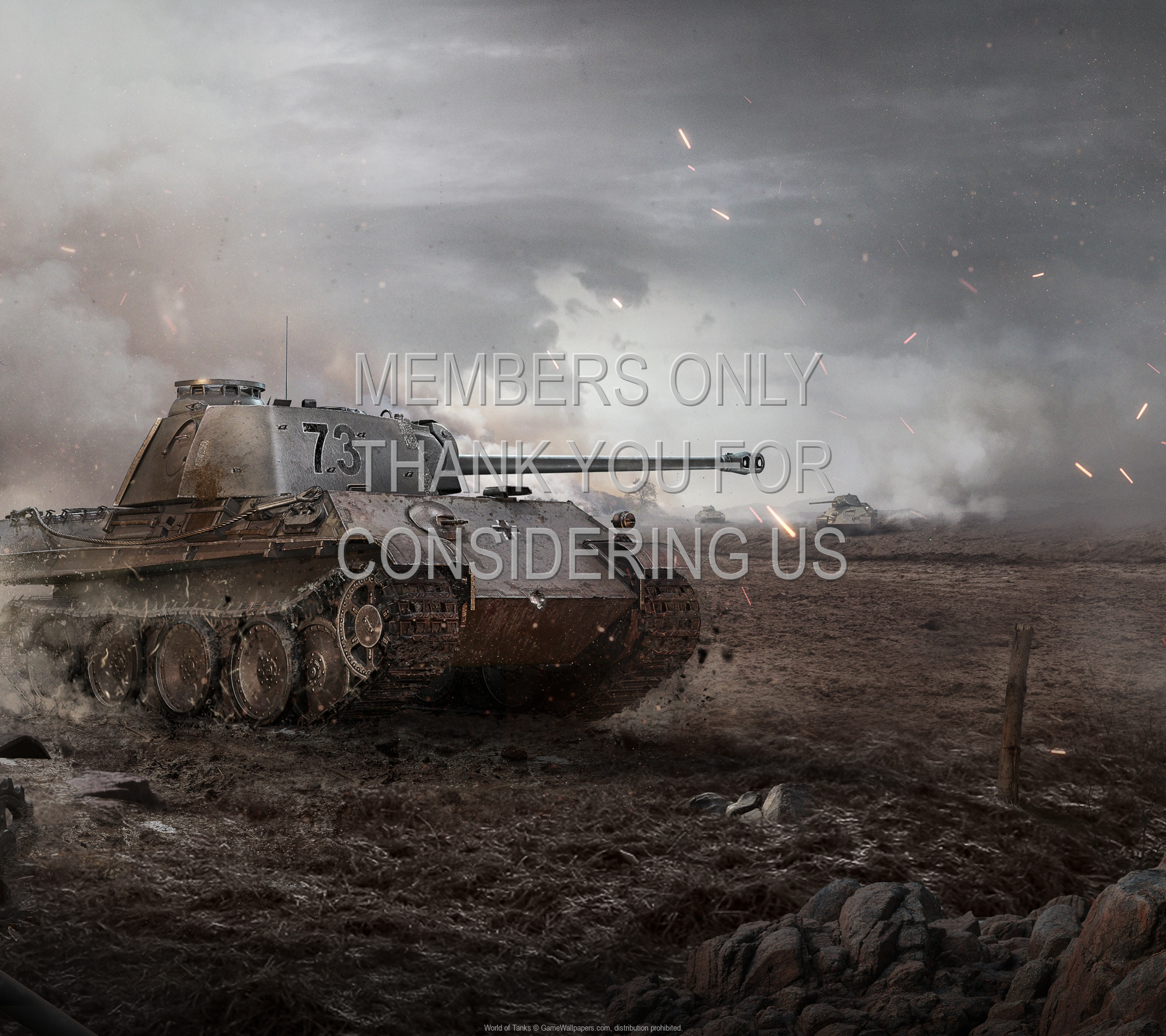 World of Tanks 1920x1080 Mobile wallpaper or background 25