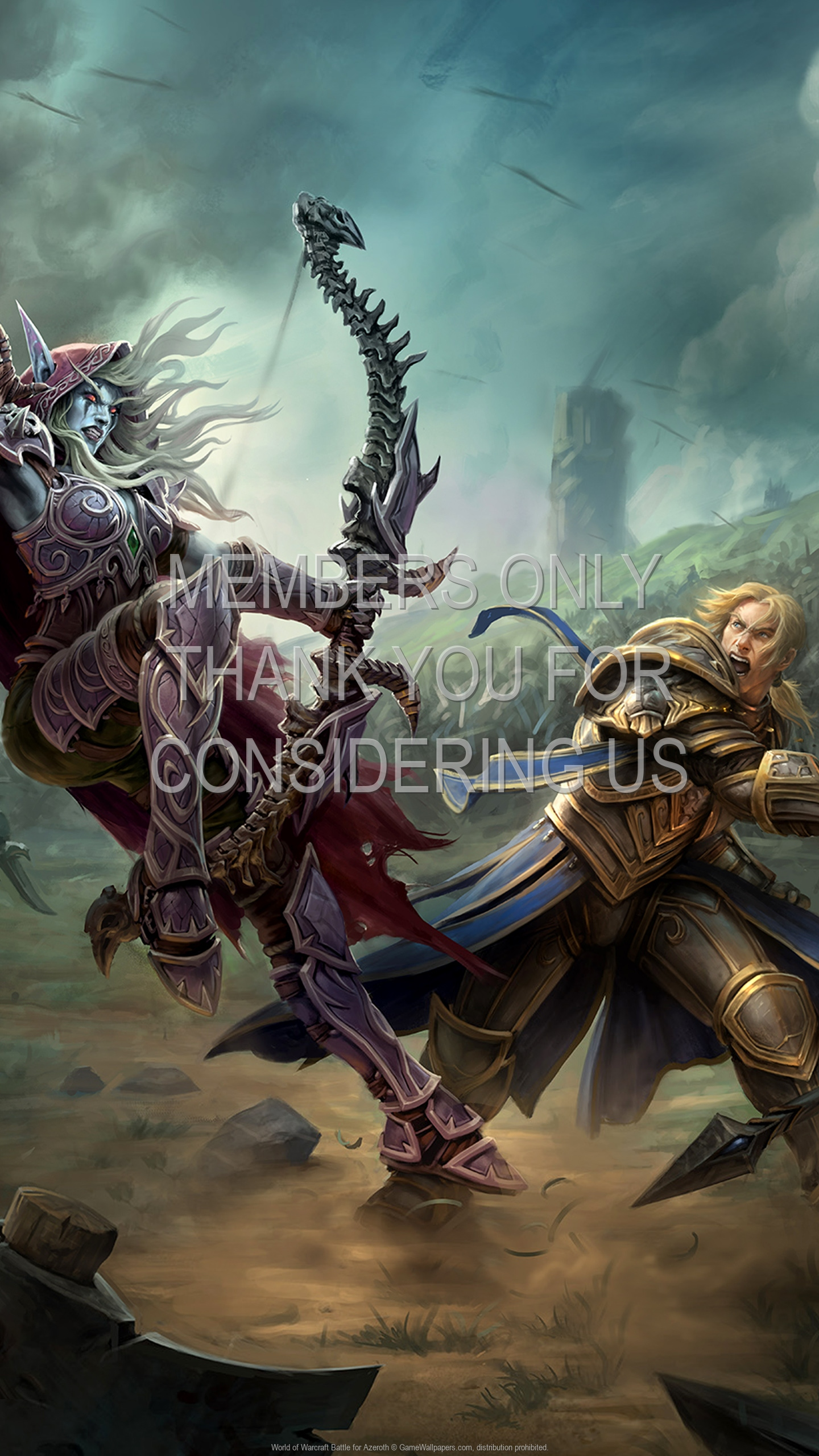 World of Warcraft: Battle for Azeroth 1920x1080 Mobile wallpaper or background 04