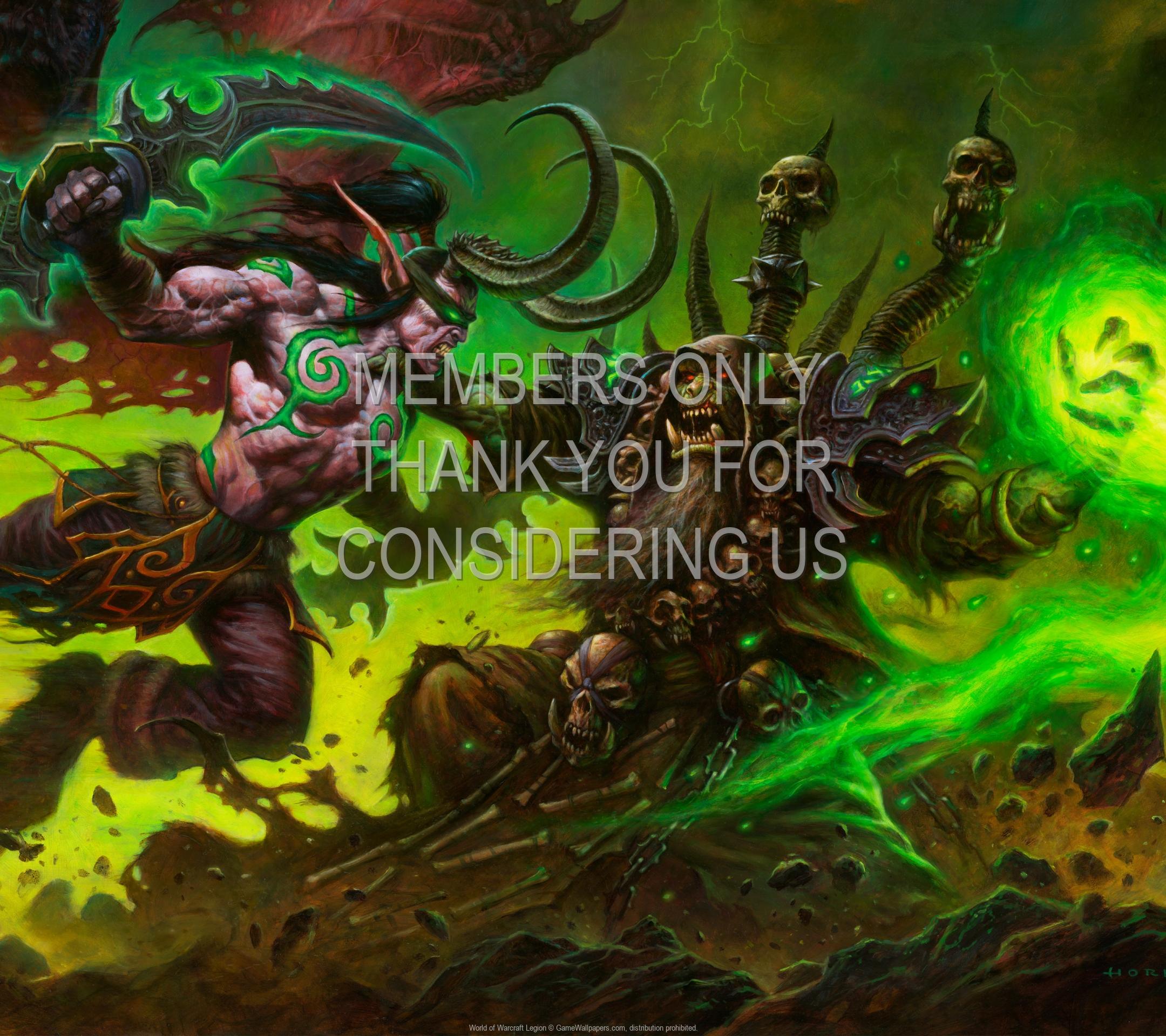 World Of Warcraft Legion Wallpaper 02 1920x1080