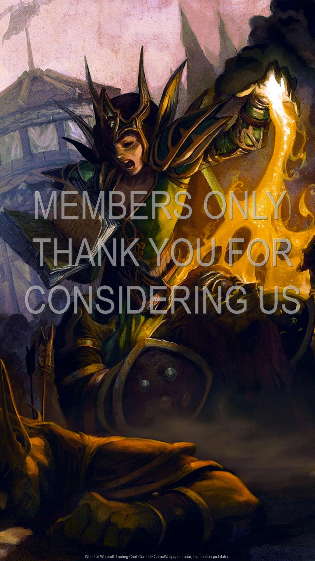 World of Warcraft: Trading Card Game 1920x1080 Handy Hintergrundbild 41