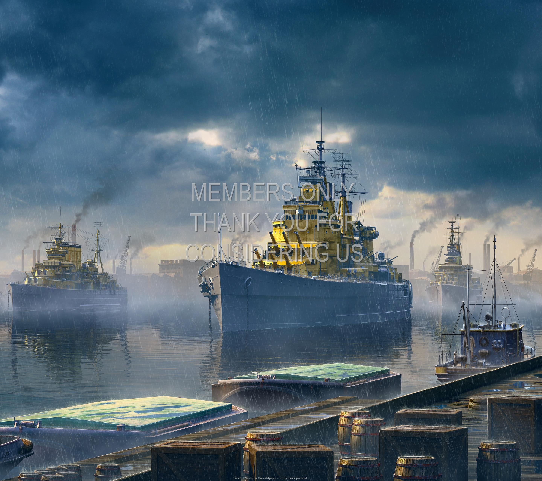 World of Warships 1920x1080 Handy Hintergrundbild 24