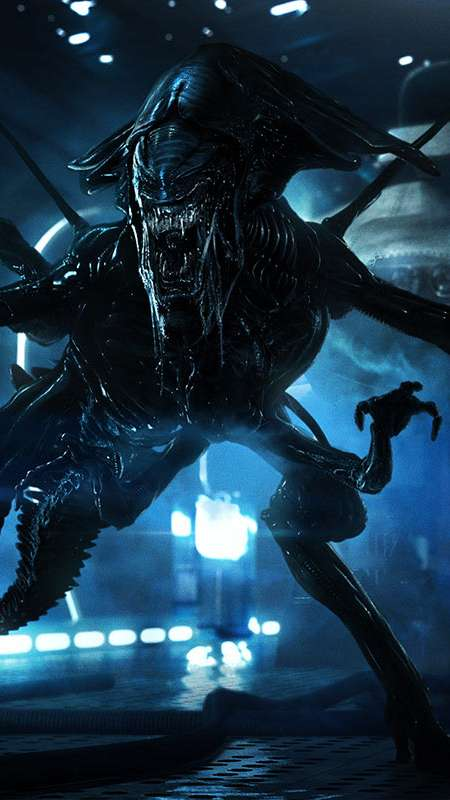 Aliens: Colonial Marines Mobile Vertical wallpaper or background