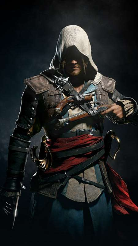 Assassin's Creed 4: Black Flag Mobile Vertical wallpaper or background
