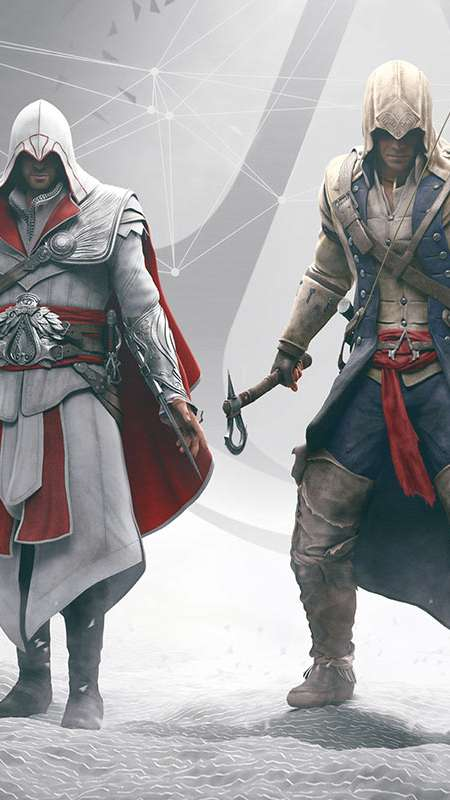 Assassin's Creed III Mobile Vertical wallpaper or background