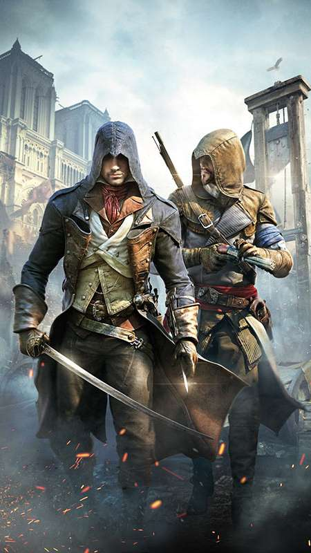 Assassin 39 s creed unity wallpapers or desktop backgrounds - Assassin s creed unity wallpaper ...