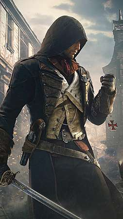 Assassin's Creed: Unity Mobile Vertical wallpaper or background