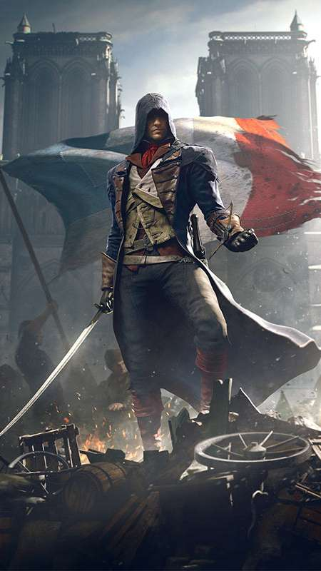Assassin S Creed Unity Wallpapers Or Desktop Backgrounds