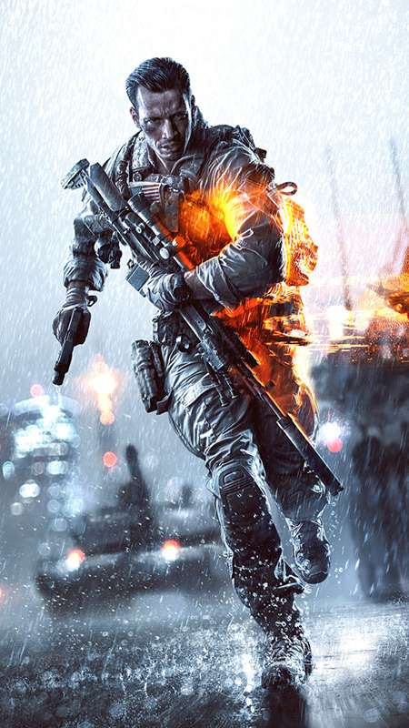 Battlefield 4 Mobile Vertical wallpaper or background