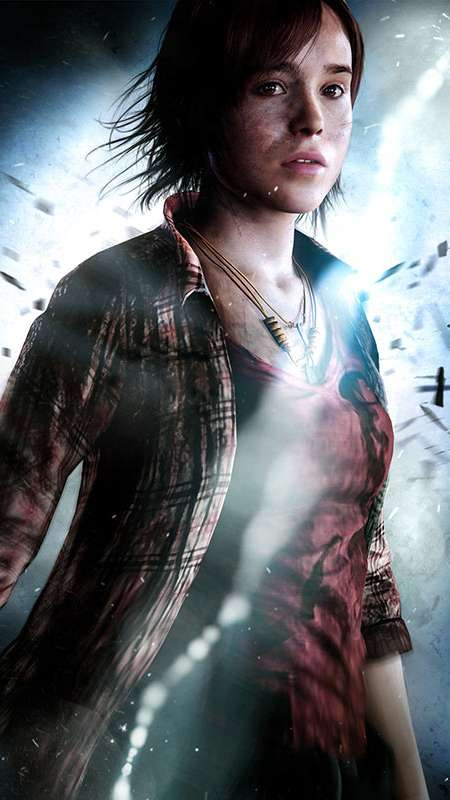 Beyond: Two Souls Mobile Vertical wallpaper or background