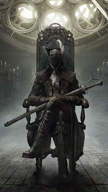 Bloodborne: The Old Hunters Mobile Vertical wallpaper or background