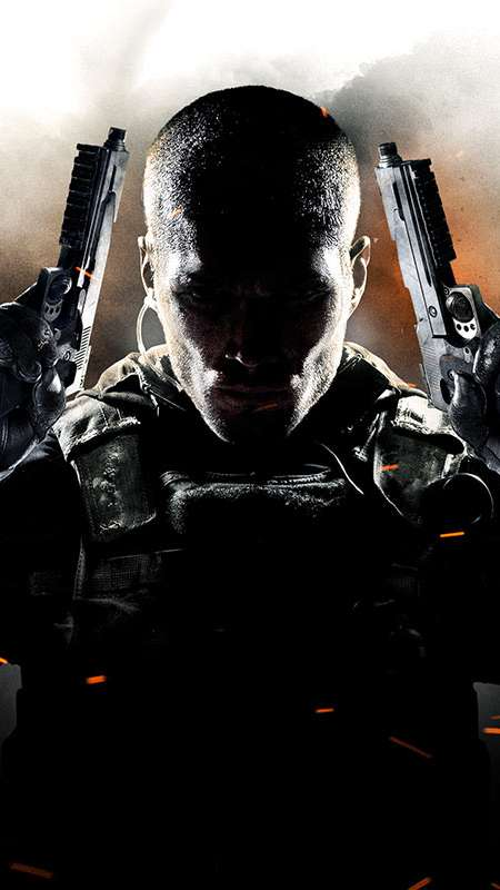 Call of Duty: Black Ops 2 - Vengeance Mobile Vertical wallpaper or background
