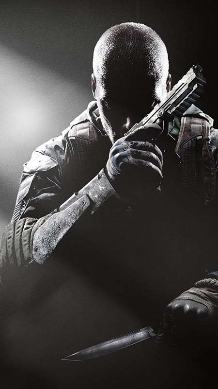 Call of Duty: Black Ops 2 Mobile Vertical wallpaper or background