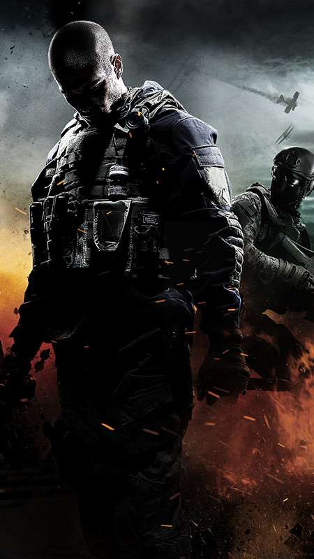 Call of Duty: Black Ops 2 Apocalypse Mobile Vertical wallpaper or background
