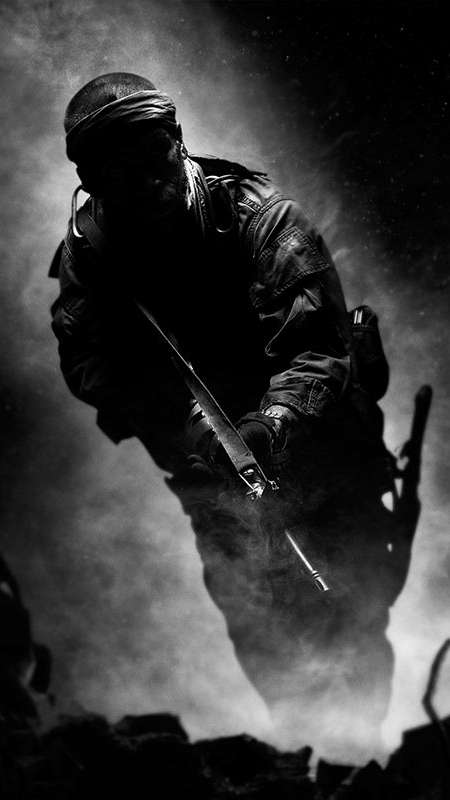 Call of Duty: Black Ops Declassified Mobile Vertical wallpaper or background
