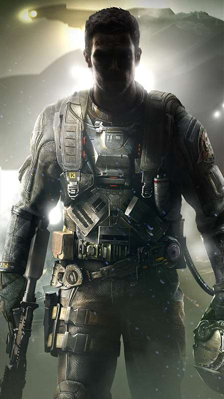Call of Duty: Infinite Warfare Mobile Vertical wallpaper or background