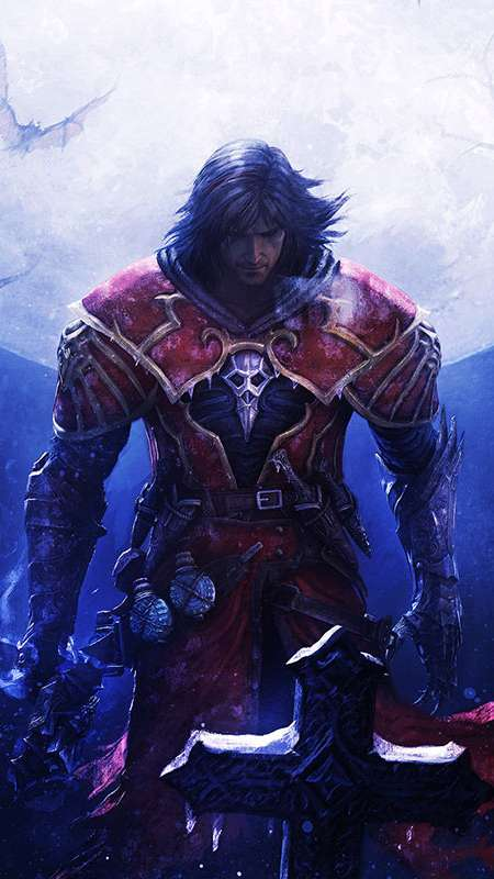 Castlevania: Lords of Shadow 'Reverie' Mobile Vertical wallpaper or background