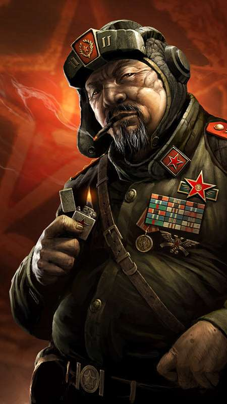 Command & Conquer Mobile Vertical wallpaper or background