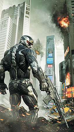 Crysis 2 Mobile Vertical wallpaper or background