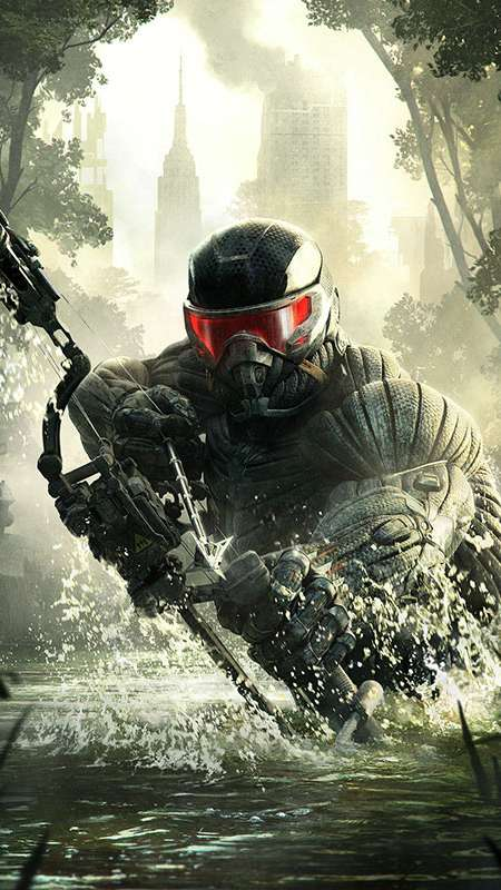 Crysis 3 Mobile Vertical wallpaper or background