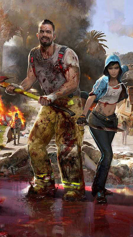 Dead Island 2 Mobile Vertical wallpaper or background