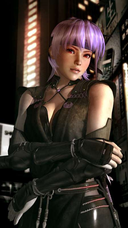 Dead or Alive 5 Mobile Vertical wallpaper or background