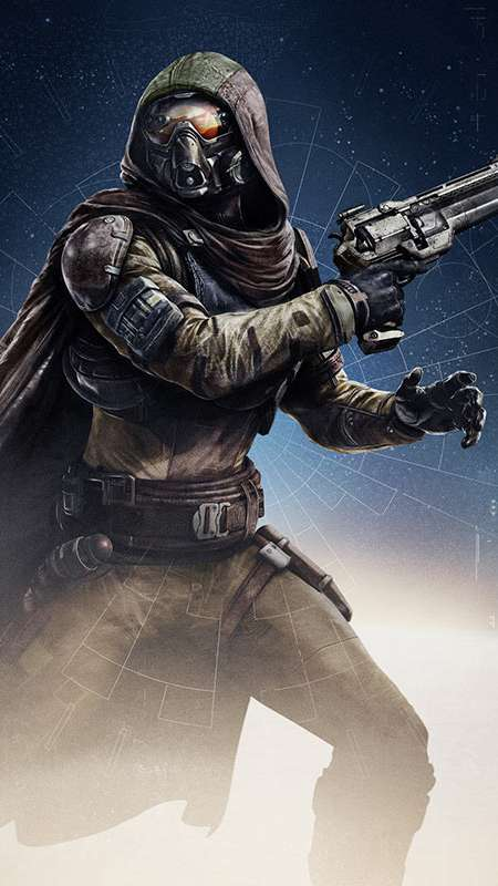 Destiny Mobile Vertical wallpaper or background