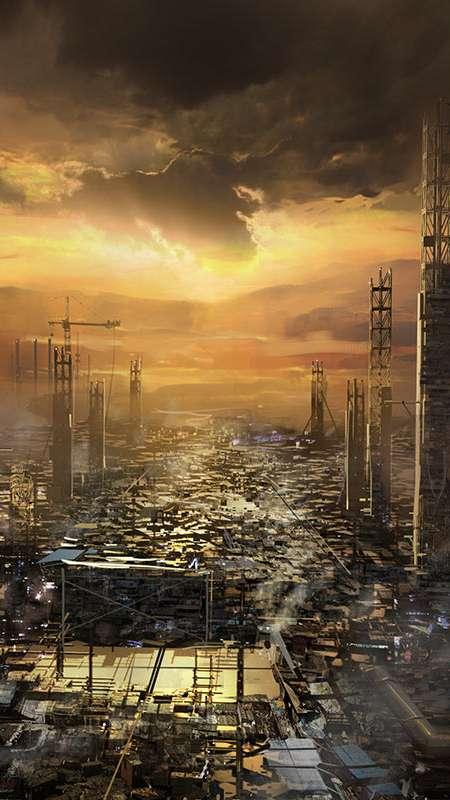 Deus Ex Mankind Divided Wallpapers Or Desktop Backgrounds