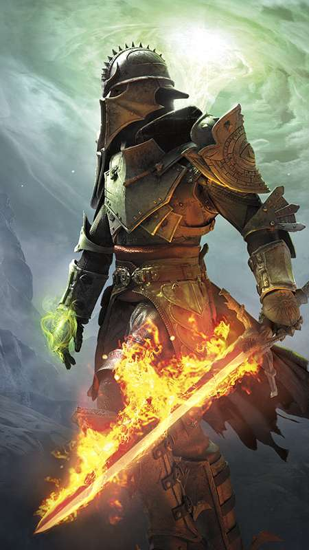 Dragon Age: Inquisition Mobile Vertical wallpaper or background