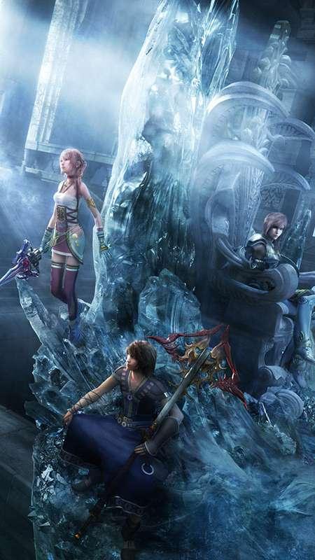 Final Fantasy xiii - 2 wallpapers or desktop backgrounds Desktop Wallpaper