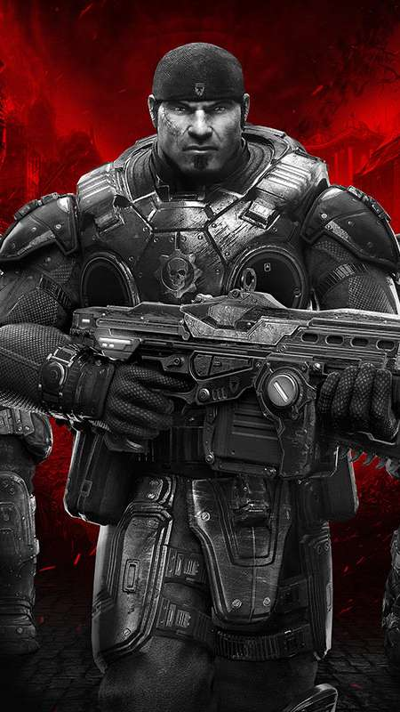 Gears of War: Ultimate Edition Mobile Vertical wallpaper or background