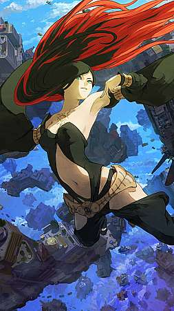 Gravity Rush 2 Mobile Vertical wallpaper or background