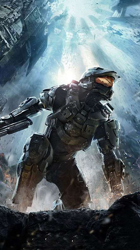Halo 4 Mobile Vertical wallpaper or background