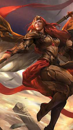 Heroes of Newerth Mobile Vertical wallpaper or background
