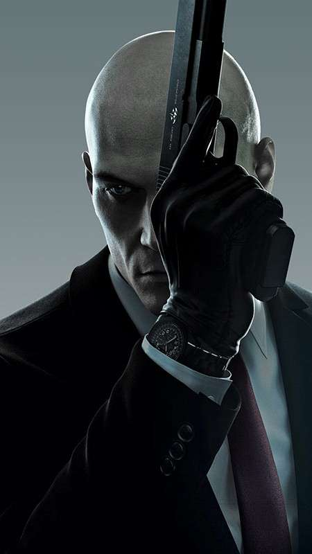 Hitman Mobile Vertical wallpaper or background